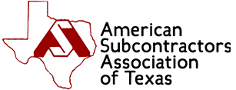 American Subcontractors Association of Texas